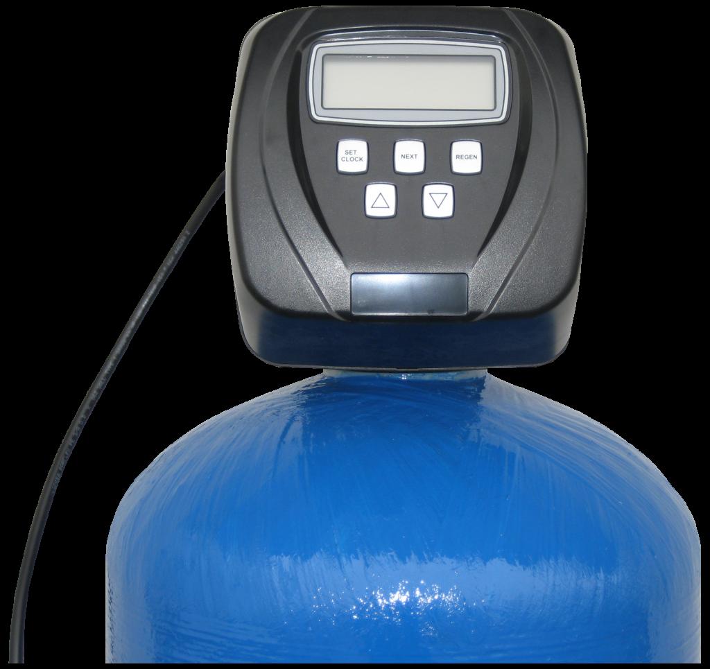Enthärtung Wasseraufbereitung Steuerkopf